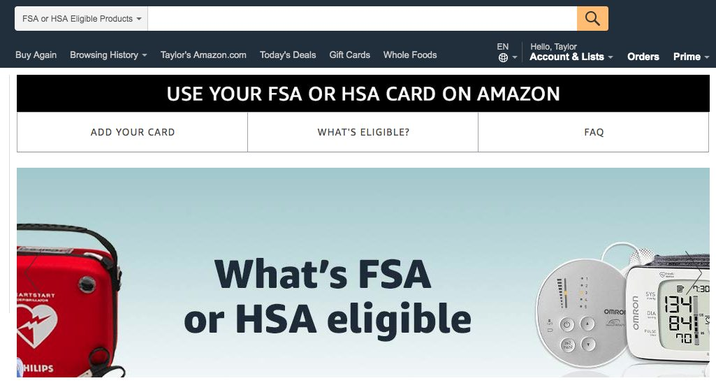amazon announces compatibility with benefit cards like the difference card